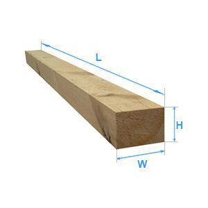 Калкулатор за дървен материал