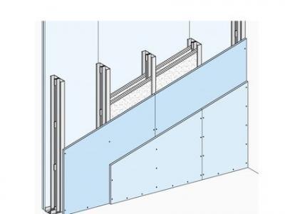 Калкулатор за W 115 2GKB+GKB - Жиилищна преградна стена Двойна щендерна конструкция с двуслойна обшивка