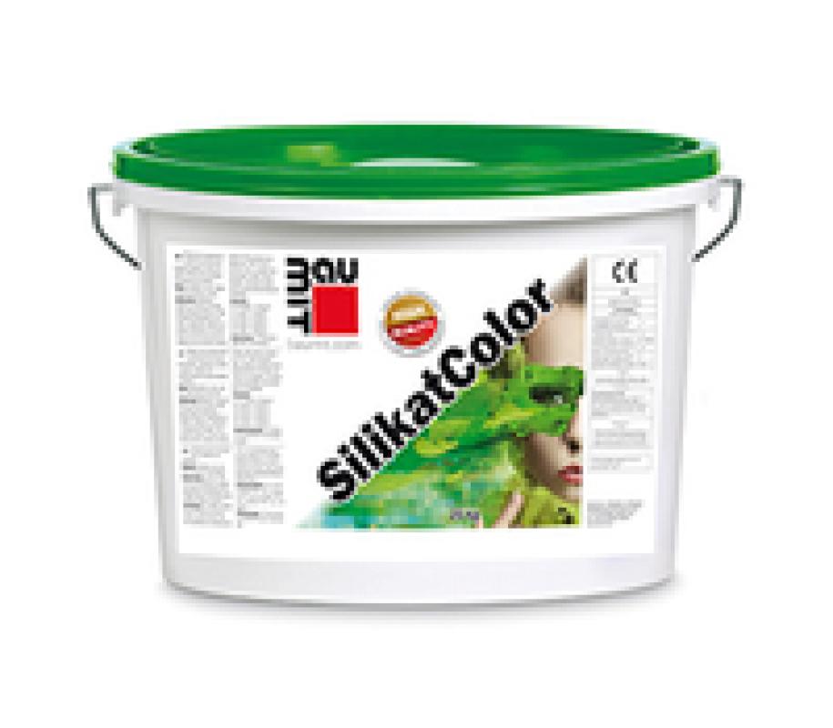 Фасадна силикатна боя Baumit SilikatColor 15 л.