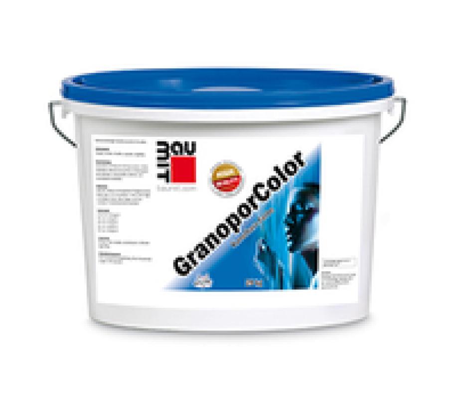 Фасадна боя Baumit GranoporColor 15 л.