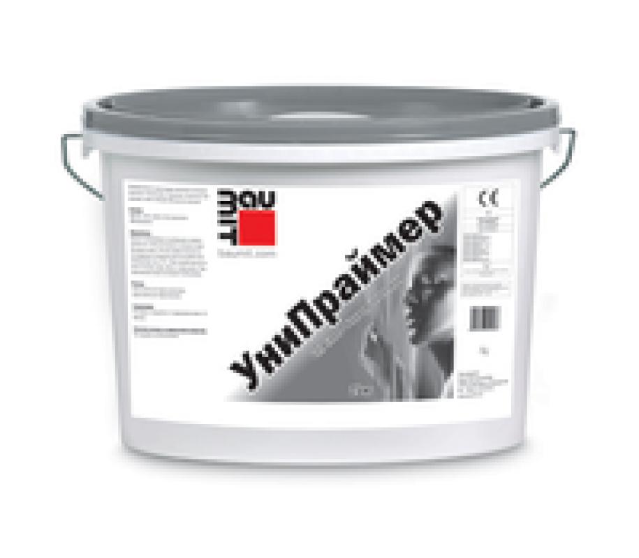 Грунд за мазилки Baumit UniPrimer 5 кг.