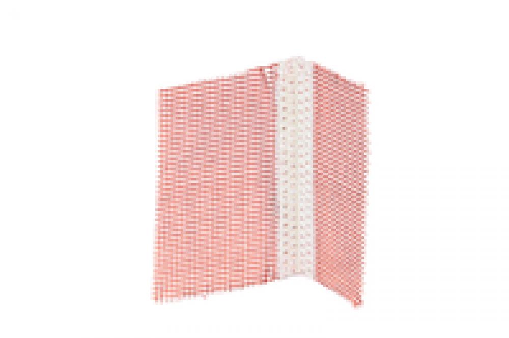 Профил за ъгли с мрежа пластмасов 10x23 Baumit