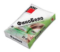 Фина гипсова шпакловка Baumit FinoBello