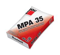 Варо-циментова машинна мазилка Baumit MPA 35