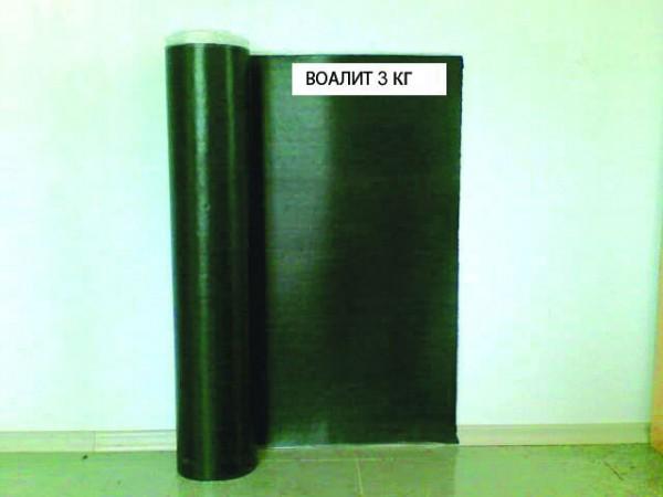 Битумна хидроизолация Воалит Light 3.0 кг. без посипка
