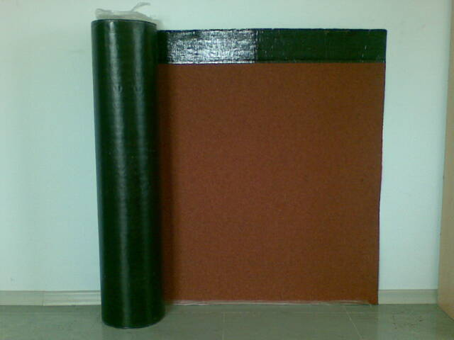 Битумна хидроизолация Воалит със червени шисти, 3.5 кг.