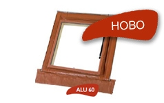Покривен прозорец Луминекс Алу 60