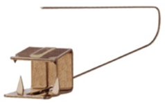 Скоба за закрепване на рязани керемиди