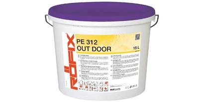 Фасадна боя RÖFIX PE 312 OUT DOOR