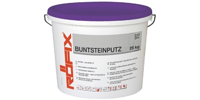 Мозаeчна мазилка RÖFIX Buntsteinputz