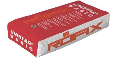 Лепило и шпакловка за топлоизолация RÖFIX Unistar® BASIC