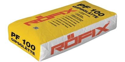 Гипсова шпакловка RÖFIX PF 100