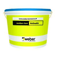 Фасадна боя с матова повърхност weber.ton ActiveAir , 7 кг.
