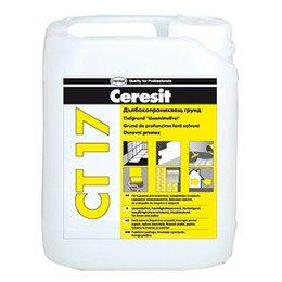 Универсален грунд Ceresit CT 17 , 5 л.