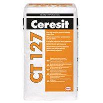Фина циментова шпакловка Ceresit CT 127