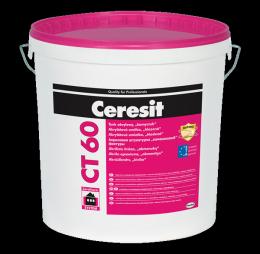 Акрилна мазилка Ceresit CT 60 , цветова група A