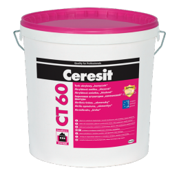 Акрилна мазилка Ceresit CT 60 , цветова група B