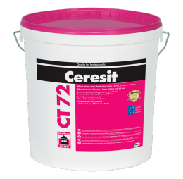 Силикатна мазилка Ceresit CT 72 , 1.5 мм. , база