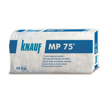 Гипсова мазилка за машинно полагане Knauf MP 75 , 30 кг.