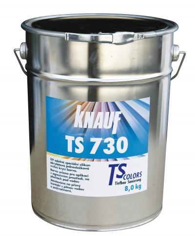 Сертифициран бояджийски материал Knauf TS 730