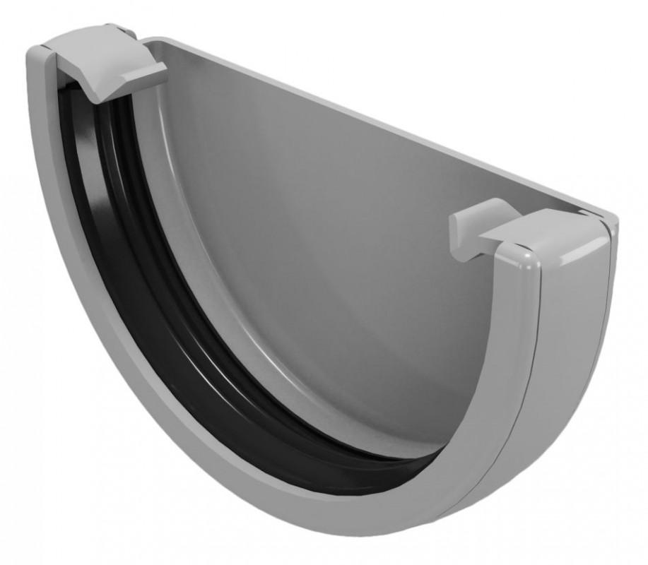 CLASSIC 120 PVC - Бежов , Бял , Керемиден , Бордо , Кафяв , Сив , Черен Тапа за улук