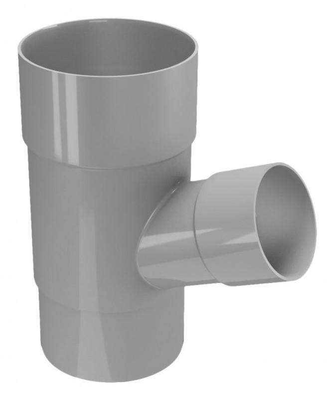 CLASSIC 120 PVC - Бежов , Бял , Керемиден , Бордо , Кафяв , Сив , Черен Утка 67.5°/Ø50 Ø80