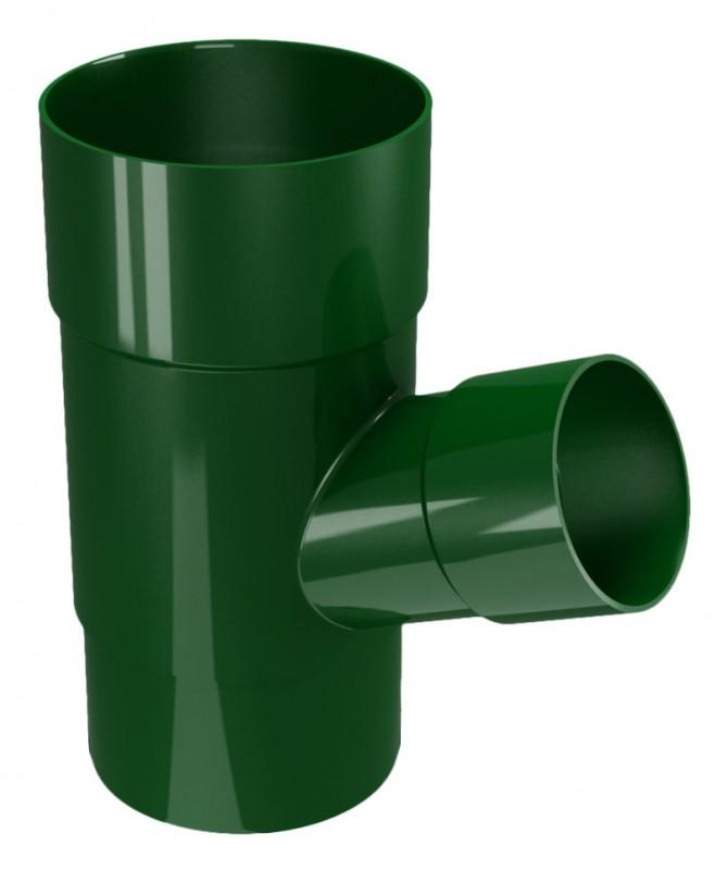 CLASSIC 120 PVC - Зелен Утка 67.5°/Ø50 Ø80