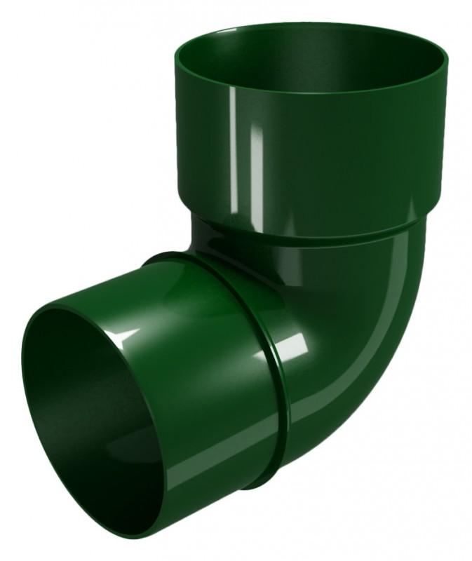 CLASSIC 120 PVC - Зелен Дъга 87.5° Ø80