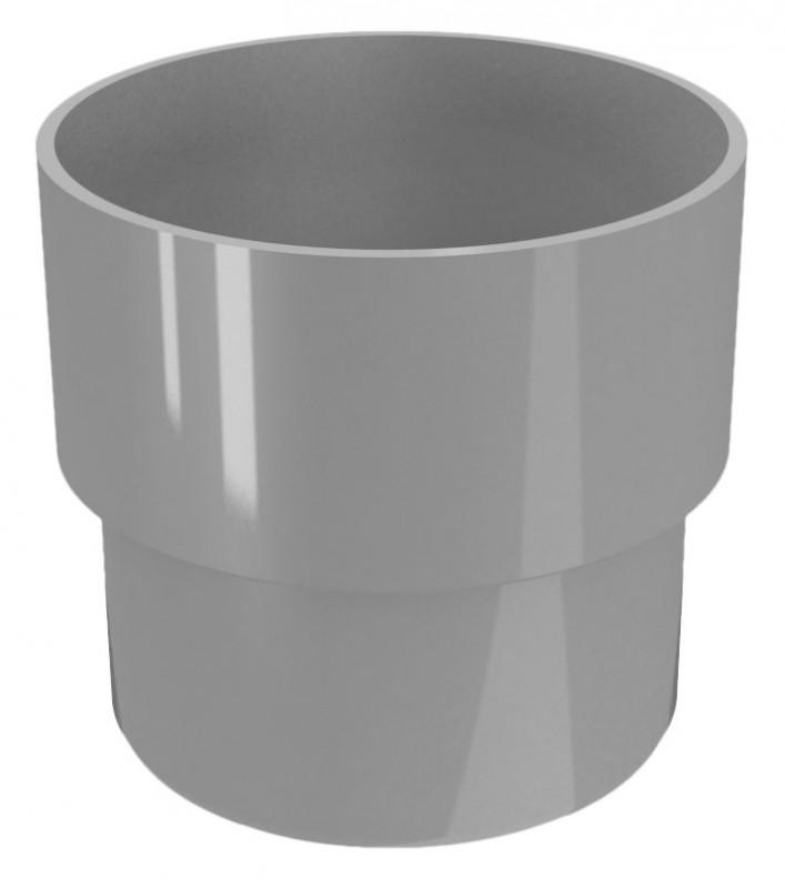 CLASSIC 120 PVC - Бежов , Бял , Керемиден , Бордо , Кафяв , Сив , Черен Муфа Ø80
