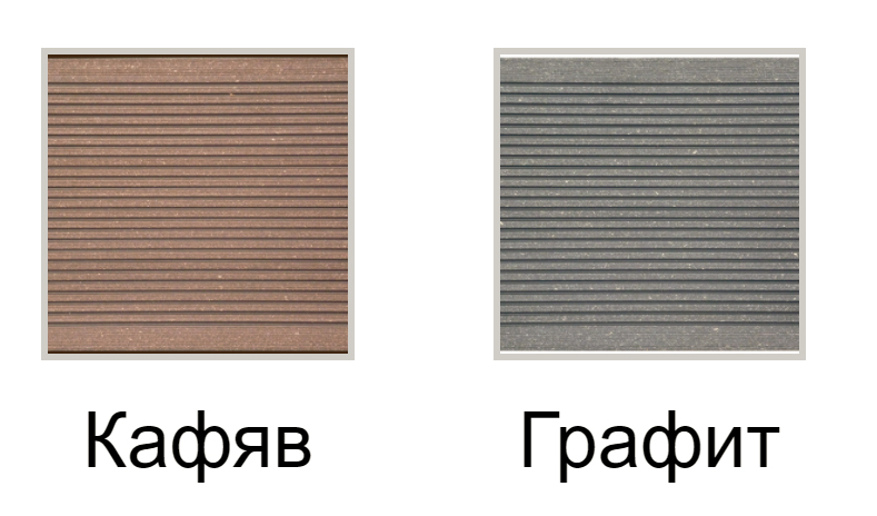 Декоративна подова настилка WPC Decking Devorex
