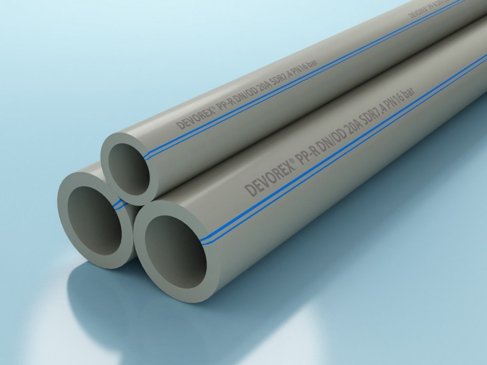 PP-R система ARCTIC Тръба - студена вода