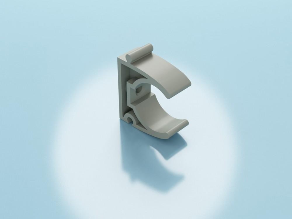 PP-R система ARCTIC Скоба за тръба