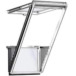 VELUX Cabrio® GDL 2066 , 114 x 252 см