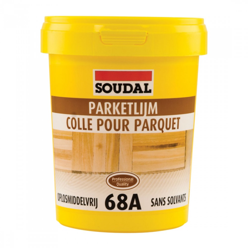 Паркетно лепило Soudal 68А