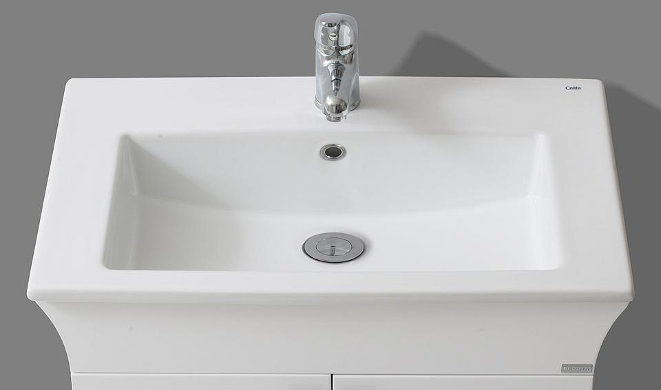 Комплект мебели за баня ЛИНЕА 65 PVC