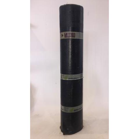Битумна хидроизолация БИТУПОЛ Супер 3.5 кг. сива посипка