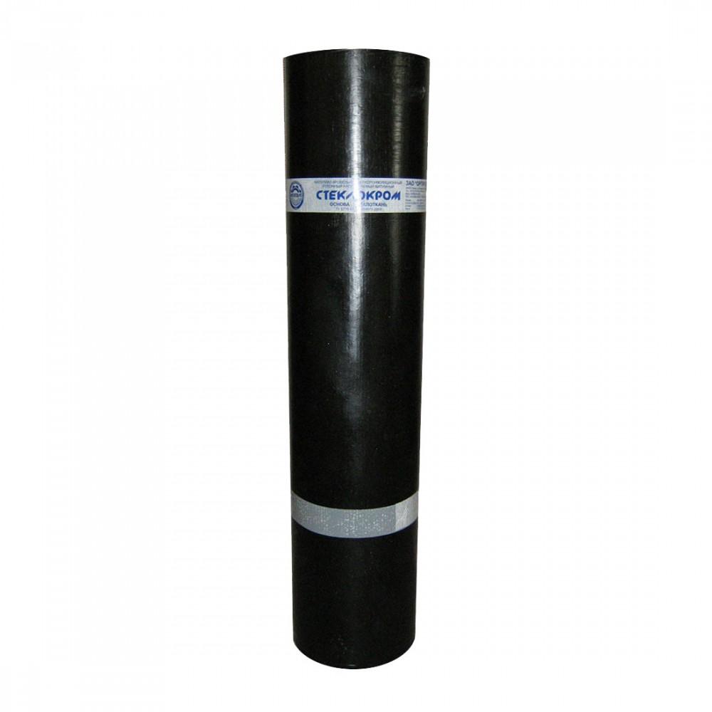 Битумна хидроизолация SBS Стеклокром полиестер -5С , 4.5 кг. сива посипка