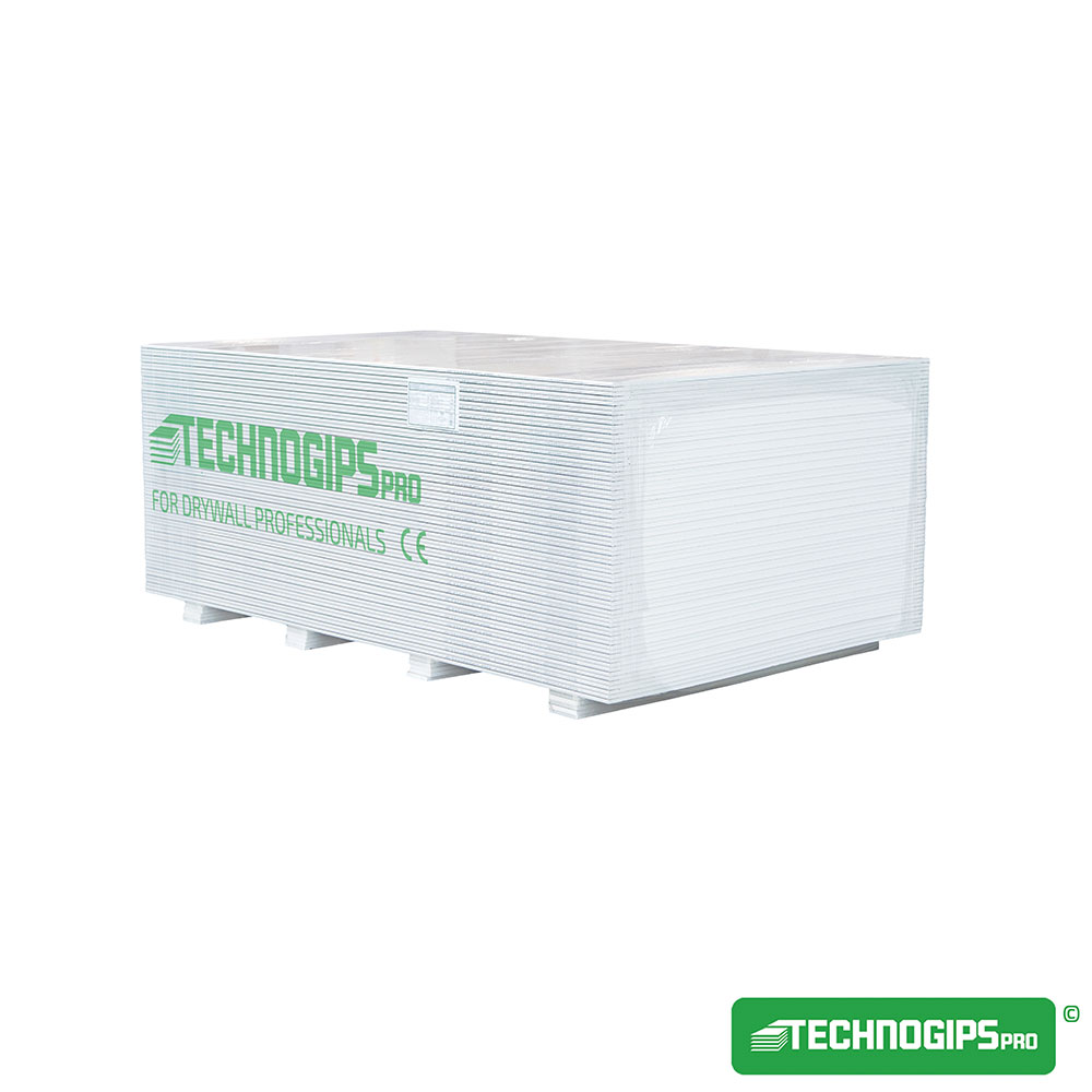 Technogips Pro Стандартна плоскост Тип А 9.5