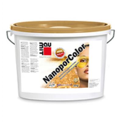 Фасадна боя Baumit NanoporColor 5 л.