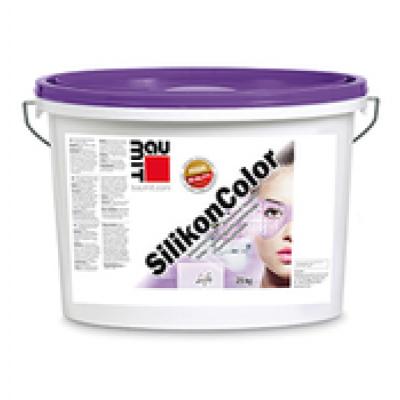 Фасадна силиконова боя Baumit SilikonColor 15 л.