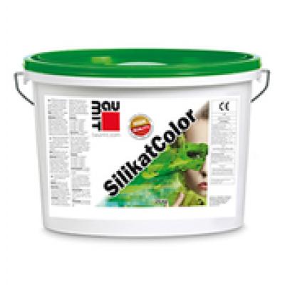 Фасадна силикатна боя Baumit SilikatColor 14 л.