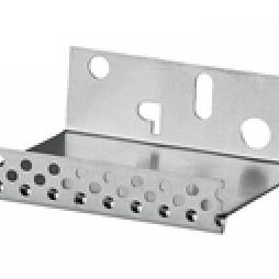 Профил цокълен алуминиев Baumit SockelProfil Aluminium
