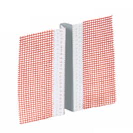 Профил за деформационни фуги E-образен 5-25 мм. , Baumit