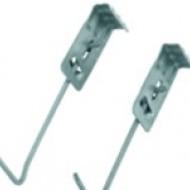Скоба за закрепване на керемиди