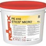 Санираща боя при пукнатини и ТИС RÖFIX PE 416 ETICS MICRO