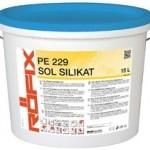 Минерална силикатна външна боя RÖFIX PE 229 SOL SILIKAT