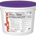 Структурна боя и мазилка RÖFIX Roll- und Streichputz