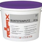 Мозаeчна мазилка RÖFIX Buntsteinputz , 25 кг.