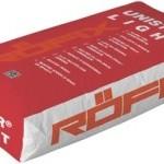 Лепило и шпакловка за топлоизолация RÖFIX Unistar® LIGHT , 25 кг.