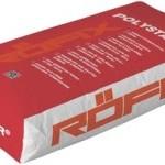 Лепило и шпакловка БЯЛО RÖFIX Polystar® , 25 кг.